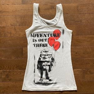 Disney UP Tank Top